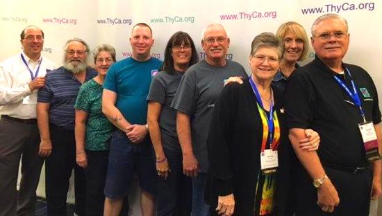 thyca thyroid cancer survivors association inc