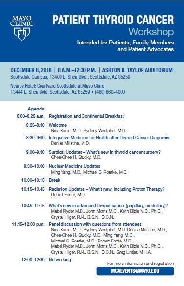 ThyCa News | ThyCa: Thyroid Cancer Survivors' Association, Inc